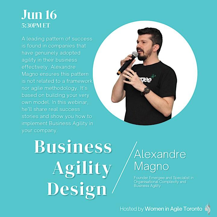 Business Agility Design image