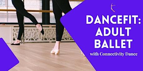 DanceFit: Adult Ballet tickets