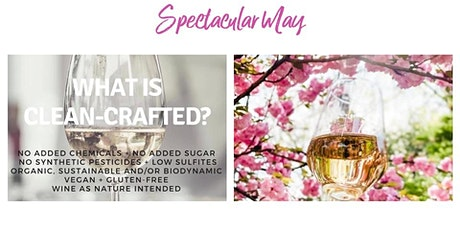 Spectacular May Wine Tasting tickets