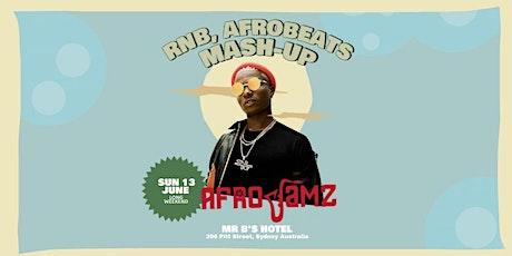 AFROJAMZ: RnB, Afrobeats Mash-Up (Queens B'Day Long Weekend) tickets