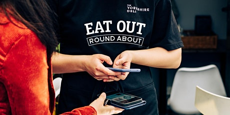 60 Useful Minutes - Eat Out Round About : Rising Out of The Pandemic tickets