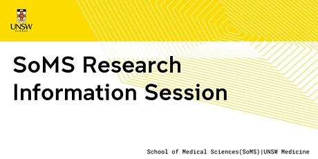 SoMS Research Information Session tickets