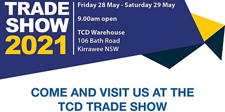 TCD Award and Personalisation Trade Show 2021 tickets