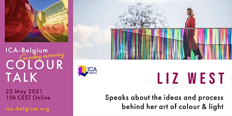 Sunday Morning Colour Talk with Liz West tickets