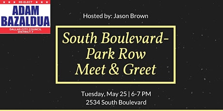 South Boulevard-Park Row Meet & Greet tickets