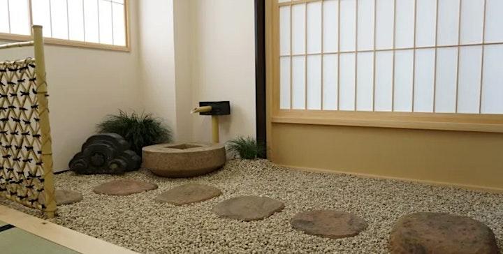 Japan - Virtual Tea Ceremony & Origami Experience image