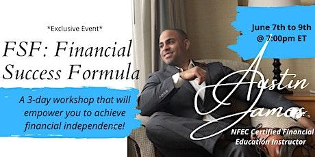 FSF: Financial Success Formula tickets