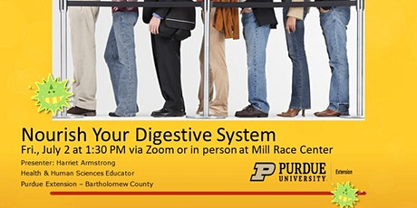 Nourish Your Digestive System tickets