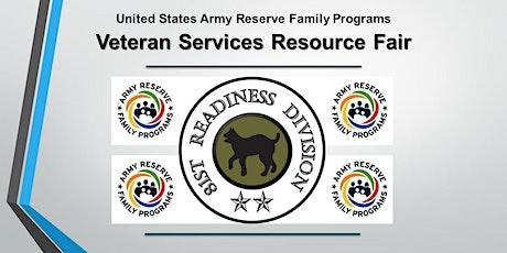 Veteran Services Resource Fair tickets