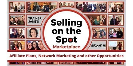 Selling on the Spot Marketplace-Network Mktg/Passive Income Opportunities tickets
