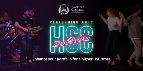 HSC Masterclasses –  Music and Drama tickets