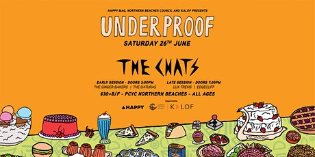 RESCHEDULED Underproof: Northern Beaches Edition (The Chats) tickets
