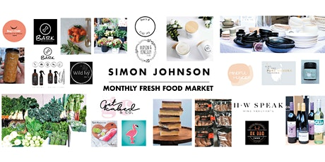 Monthly Fresh Food Market tickets