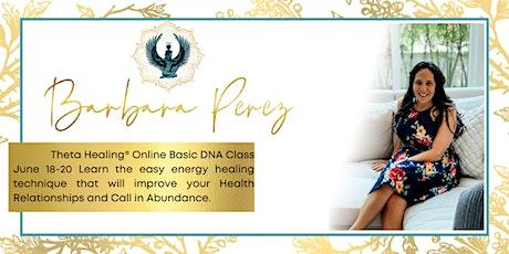 Theta Healing : BASIC DNA COURSE-Online Tickets