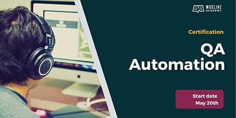 QA Automation Certification tickets