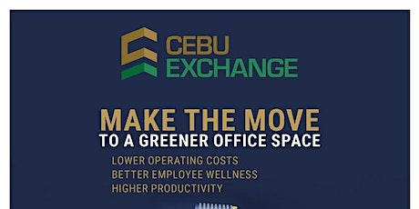 Make the Move to a Greener Office Space tickets