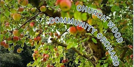 Wilding 2021: Mary Dawson & The Church Wood Community Orchard tickets