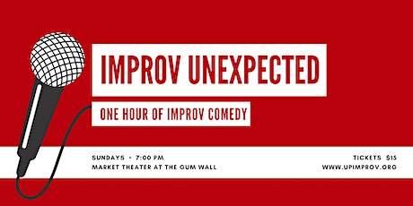 Improv Unexpected tickets
