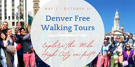Discover Denver on Foot Experience tickets