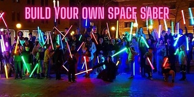 Make your own Space Saber