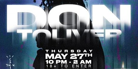 Don Toliver Live tickets
