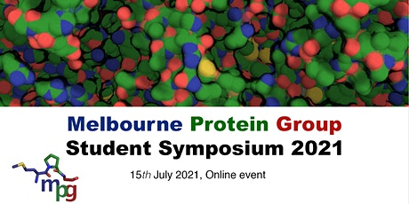 2021 Melbourne Protein Group Student Symposium tickets