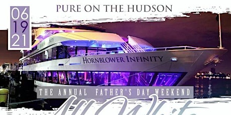 PURE ON THE HUDSON: ALL-WHITE DINNER CRUISE on the HORNBLOWER Infinity tickets
