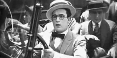 """Silent Movie Monday presents Harold Lloyd in """"Hot Water"""" (1924) tickets"""