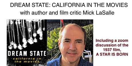 Dream State: California in the Movies: A CinemaLit Salon & Author Event tickets