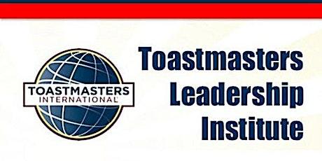 D35 2021 Summer Toastmasters Leadership Institute tickets