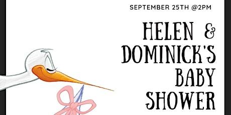 Baby Shower w/ Helen & Dominick tickets