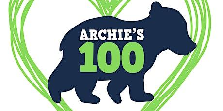 Archie's 100 tickets