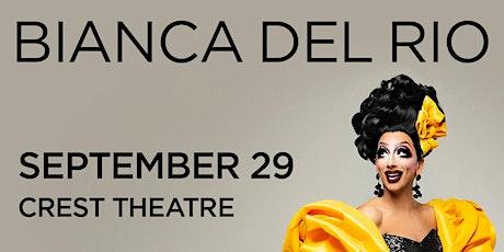 Bianca Del Rio: Unsanitized tickets