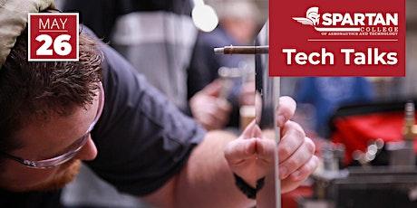 Spartan College Tech Talk tickets