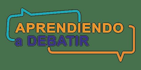 Aprendiendo a Debatir 2021 - JCI ROSARIO e IESERH Entradas, Varias Fechas. entradas