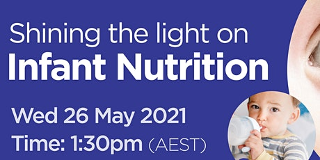 Shining the light on infant nutrition tickets