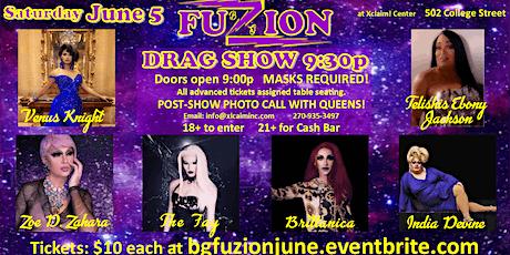 BGFuzion - June 5 tickets