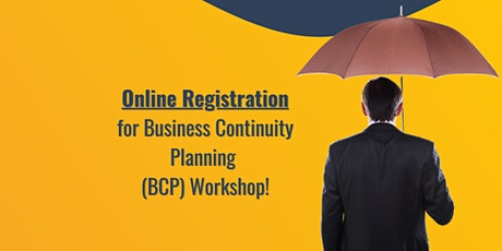 Business Continuity Planning Workshop- (Online) tickets