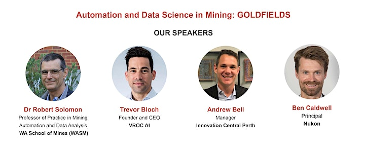 Automation and Data Science in Mining: GOLDFIELDS image