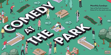 Comedy Night at The Park tickets