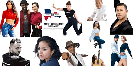 Hawaii Bachata Expo tickets