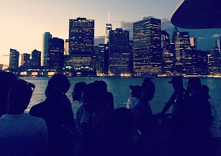 NYC The 90s / 2000 Midnight Saturday Cruise Skyport Marina Jewel Yacht image