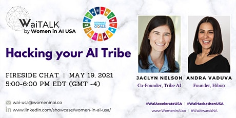 Women in AI USA - Hacking your AI Tribe tickets