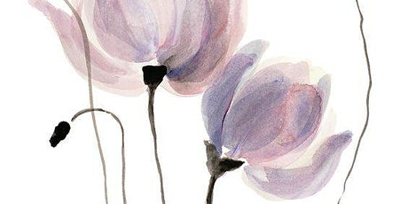 Painting with  Watercolors, All ages are welcome biglietti