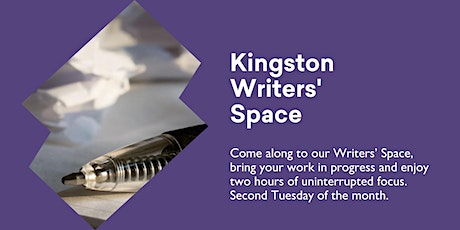 Kingston Writers' Space - July @ Kingston Library tickets