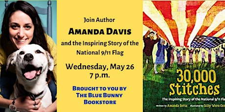 Virtual Event with Amanda Davis: The Story of the National 9/11 Flag tickets