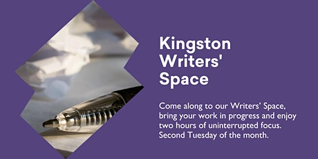 Kingston Writers' Space - August @ Kingston Library tickets