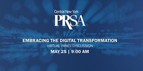 Embracing the Digital Transformation: A Panel Discussion Tickets