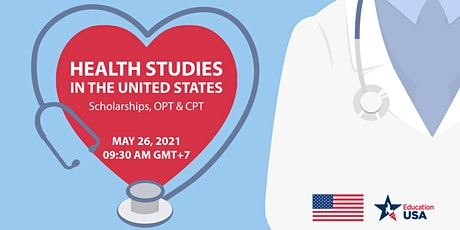 Health Studies in the United States - Scholarships, OPT and CPT tickets