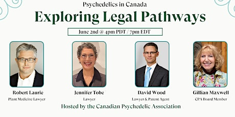Accessing Psychedelics in Canada: Exploring the Legal Pathways Part 2 tickets